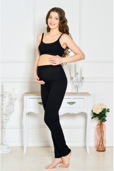 Брюки утепленные для беременных (большие размеры)