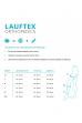 Чулки компрессионные Lauftex