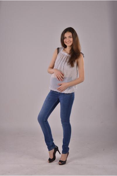 Джинсы 4138 для беременных