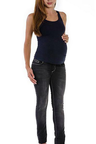 Джинсы 418 для беременных