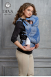 Эрго-рюкзак Diva Essenza Azzurro с рождения