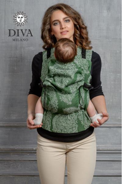 Эрго-рюкзак Diva Essenza Pino с рождения