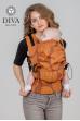 Эрго-рюкзак Diva Essenza Terracotta с рождения