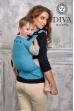 Эрго-рюкзак Diva Basico Lago с рождения