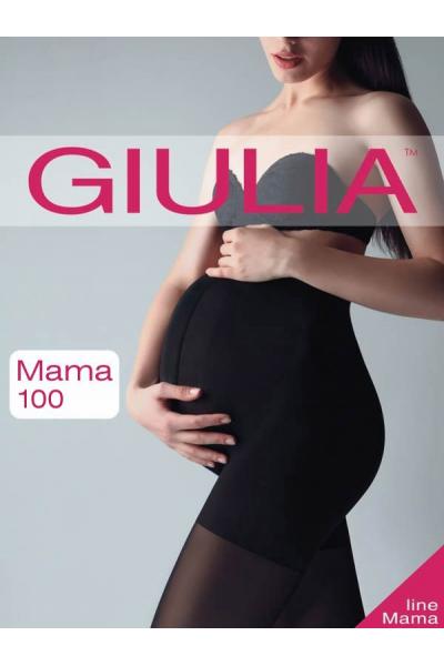 Колготки Giulia 100 den черные