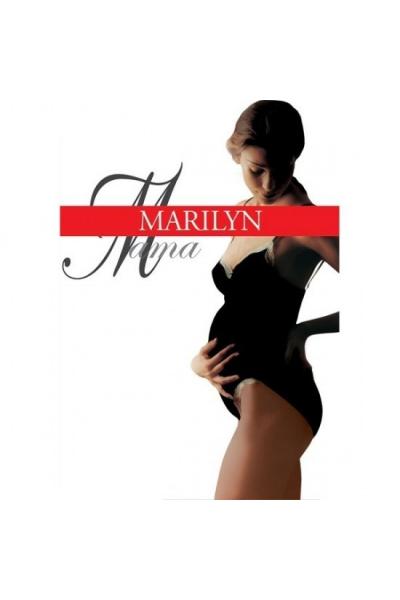 Колготы Marilyn Mama 20 den черные