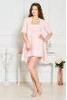 Сорочка Grace персиковая