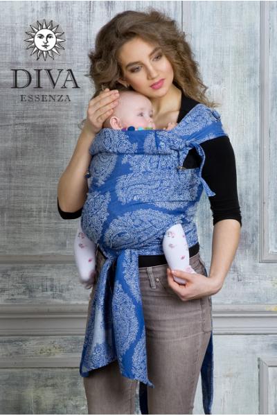 Май-слинг Diva Essenza Azzurro