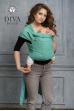 Май-слинг Diva Basico Lime, размер Toddler (с 6 месяцев)