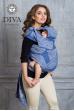 Май-слинг Diva Essenza Azzurro, размер Toddler (с 6 месяцев)