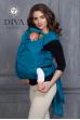 Май-слинг Diva Essenza Ceruleo, размер Toddler (с 6 месяцев)