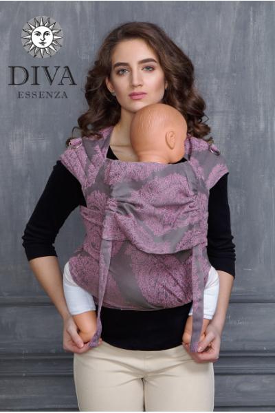 Май-слинг Diva Essenza Perla, размер Toddler (с 6 месяцев)