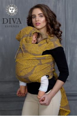 Май-слинг Diva Essenza Savana, размер Toddler (с 6 месяцев)