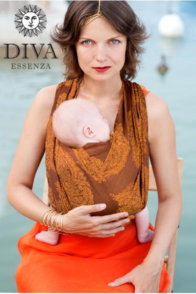 Слинг-шарф Diva Essenza Terracotta