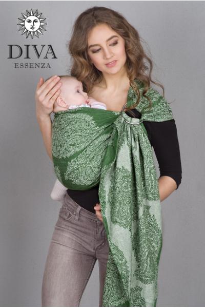 Слинг с кольцами Diva Essenza Pino хлопок/бамбук