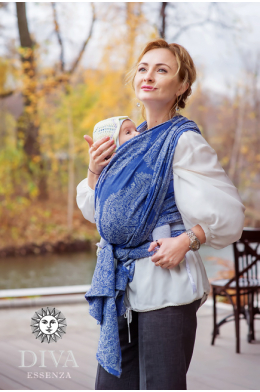 Слинг-шарф Diva Essenza Azzurro