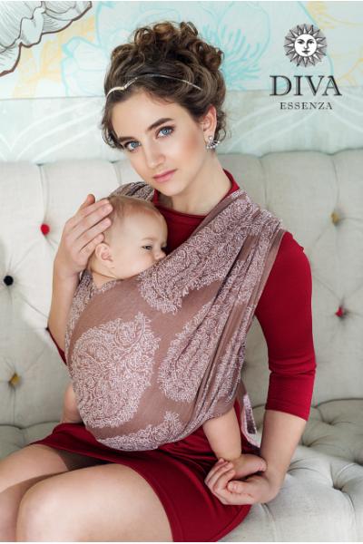 Слинг-шарф Diva Essenza Mokka